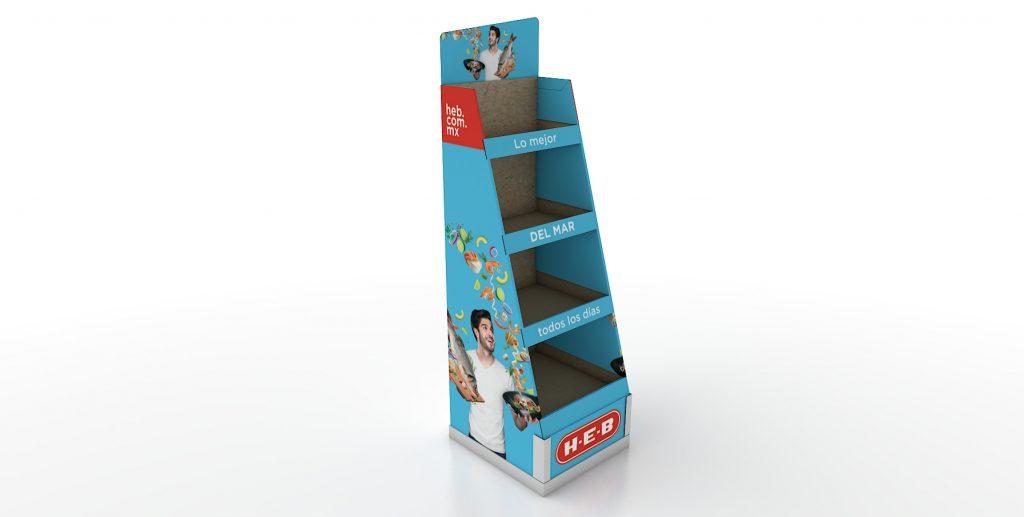 Floor Stand 17